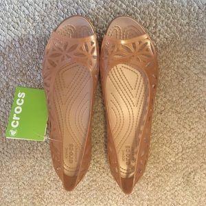 Crocs Isabella Jelly II Flats